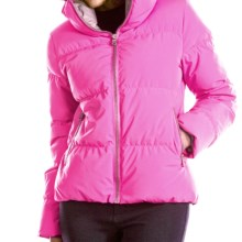 Fera Downtown Down Jacket -  600 Fill Power (For Women) in Perfect Pink - Closeouts