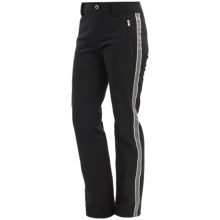 Fera Eden Soft Shell Ski Pants - Waterproof (For Women) in Black - Closeouts