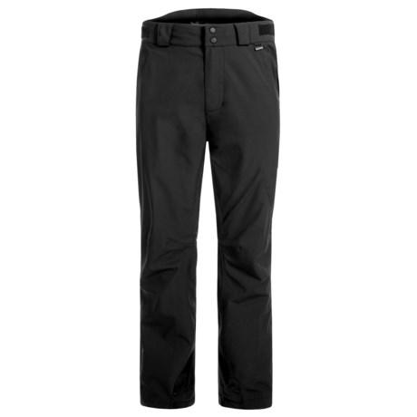 Fera Free Ski Pants - Waterproof, Insulated (For Men) in Black