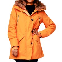 Fera Gwen Winter Coat - Insulated (For Women) in Saffron - Closeouts
