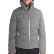 Fera Jackie Down Ski Jacket - 550 Fill Power (For Women) in Anthracite - Closeouts
