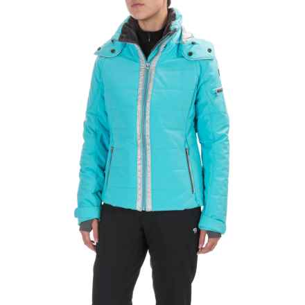 Fera Jen Ski Jacket - Waterproof, Insulated (For Women) in Aqua - Closeouts