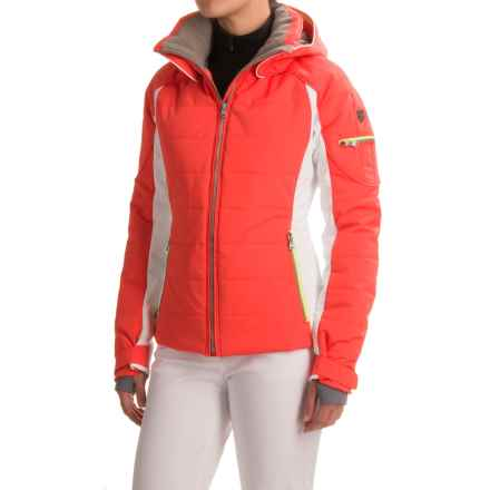 Fera Jen Ski Jacket - Waterproof, Insulated (For Women) in Melon - Closeouts
