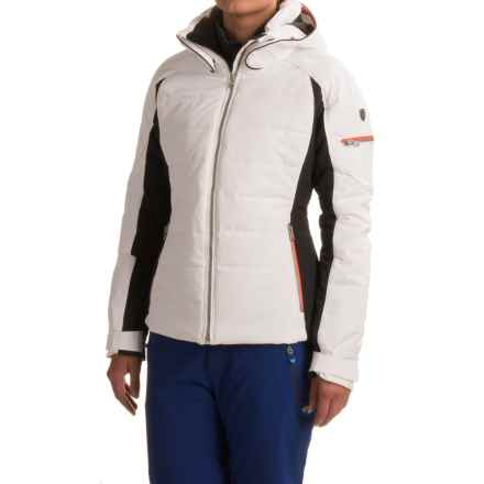Fera Jen Ski Jacket - Waterproof, Insulated (For Women) in White Cloud - Closeouts