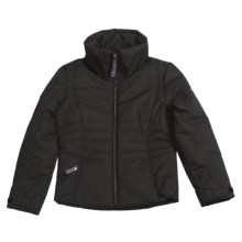 Fera Jr. Cloud 9 Jacket - Insulated (For Youth Girls) in Black - Closeouts