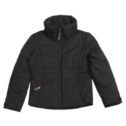 Fera Jr. Cloud 9 Jacket - Insulated (For Youth Girls) in Black