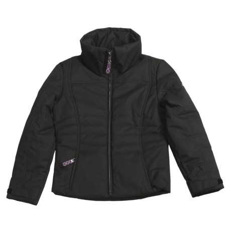 Fera Jr. Cloud 9 Jacket - Insulated (For Youth Girls) in White