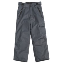 Fera Jr. Pilot Snow Pants - Insulated (For Youth Boys) in Charcoal - Closeouts