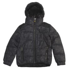 Fera Jr. Spaceman Print Jacket - Insulated (For Youth Boys) in Black - Closeouts