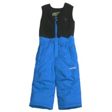 Fera Nanook Overalls - Insulated (For Boys) in Marine/Black - Closeouts