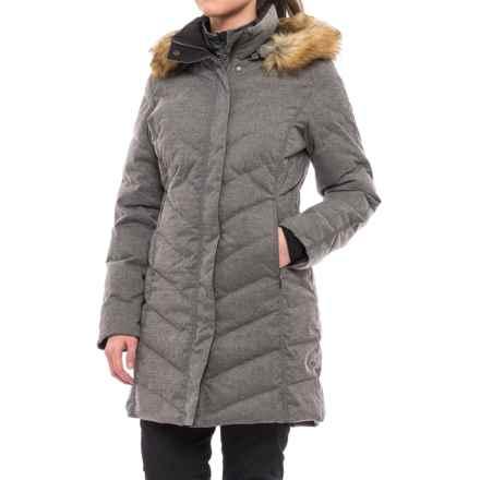 Fera Selene Coat - Waterproof, Insulated (For Women) in Gray Flannel - Closeouts