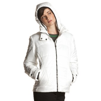 Fera Soho Jacket - Insulated (For Women) in White