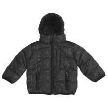 Fera Spaceman Dobby Jacket - Insulated (For Boys) in Black Print - Closeouts