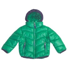 Fera Starlight Jacket - Insulated (For Girls) in Emerald - Closeouts