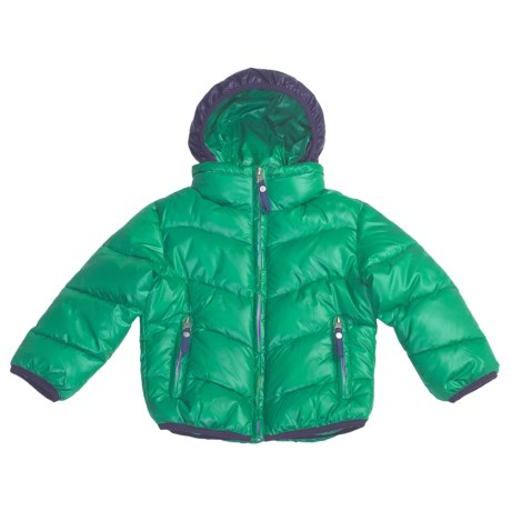 Fera Starlight Jacket - Insulated (For Girls) in Emerald