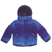 Fera Starlight Ombre Jacket - Insulated (For Girls) in Blueberry - Closeouts