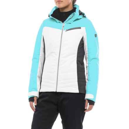 Fera Tanya Ski Jacket - Waterproof, Insulated (For Women) in Aqua - Closeouts