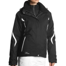 Fera Vitesse Jacket - Insulated (For Women) in Black - Closeouts