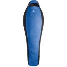 Ferrino 19°F Diable 700 WTS Down Sleeping Bag in Blue/Black - Closeouts