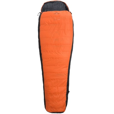 Ferrino 32&degF Highlab Silver Down/PrimaLoft(R) Sleeping Bag Mummy