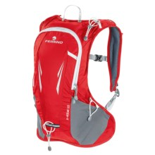 Ferrino Active X Ride 10 Backpack in Red - Closeouts