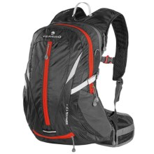 Ferrino Active Zephyr 17+3 Backpack in Black - Closeouts