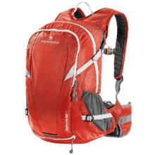 Ferrino Active Zephyr 22+3 Backpack - Internal Frame in Orange - Closeouts