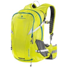 Ferrino Active Zephyr 22+3 Backpack - Internal Frame in Yellow - Closeouts