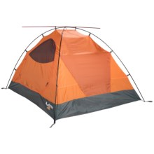 Ferrino Lhotse 3 Tent - 3-Person, 4-Season in Orange - Closeouts