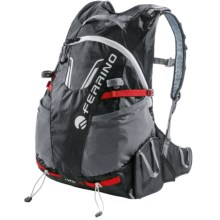 Ferrino Lynx 25 Backpack in Black - Closeouts