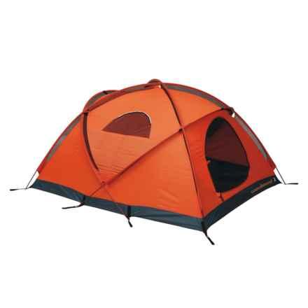 Ferrino Snowbound 2 Tent - 2-Person, 4-Season in Orange - Closeouts