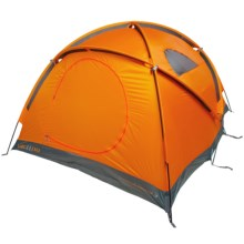 Ferrino Snowbound 3 Tent - 3-Person, 4-Season in Orange - Closeouts