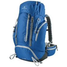 Ferrino Trekking Durance 30L Backpack - Internal Frame in Blue - Closeouts
