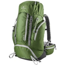 Ferrino Trekking Durance 30L Backpack - Internal Frame in Green - Closeouts
