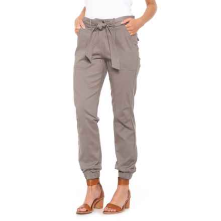 Fever Tied Pants (For Women) in Cloudburst - Closeouts