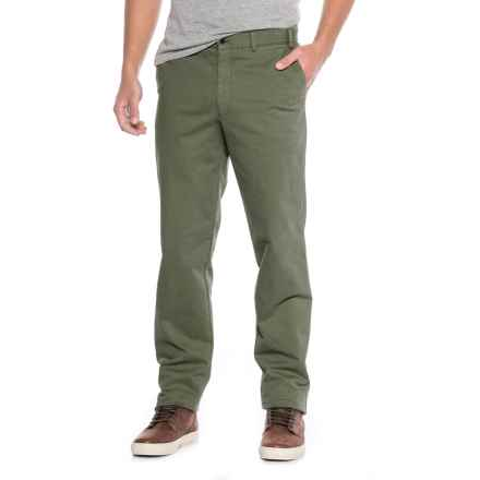 FHP by Hiltl Dero Chino Pants (For Men) in Hunter Green - Closeouts