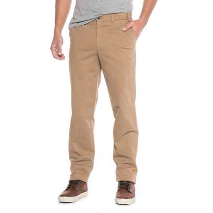 FHP by Hiltl Dero Chino Pants (For Men) in Khaki - Closeouts