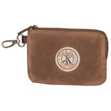 Field & Stream Jordan Collection Coin Pouch (For Men) in Tan - Closeouts