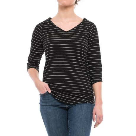 Image of Fig Toyama Shirt - UPF 50, 3/4 Sleeve (For Women)