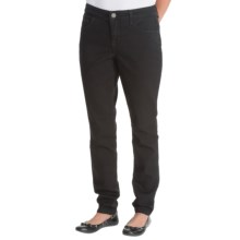 Figure-Shaping Skinny Jeans (For Women) in Black - Closeouts