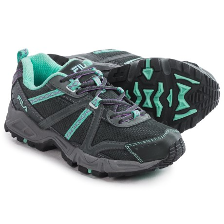 Fila Ascent 12 Trail Running Shoes For Women