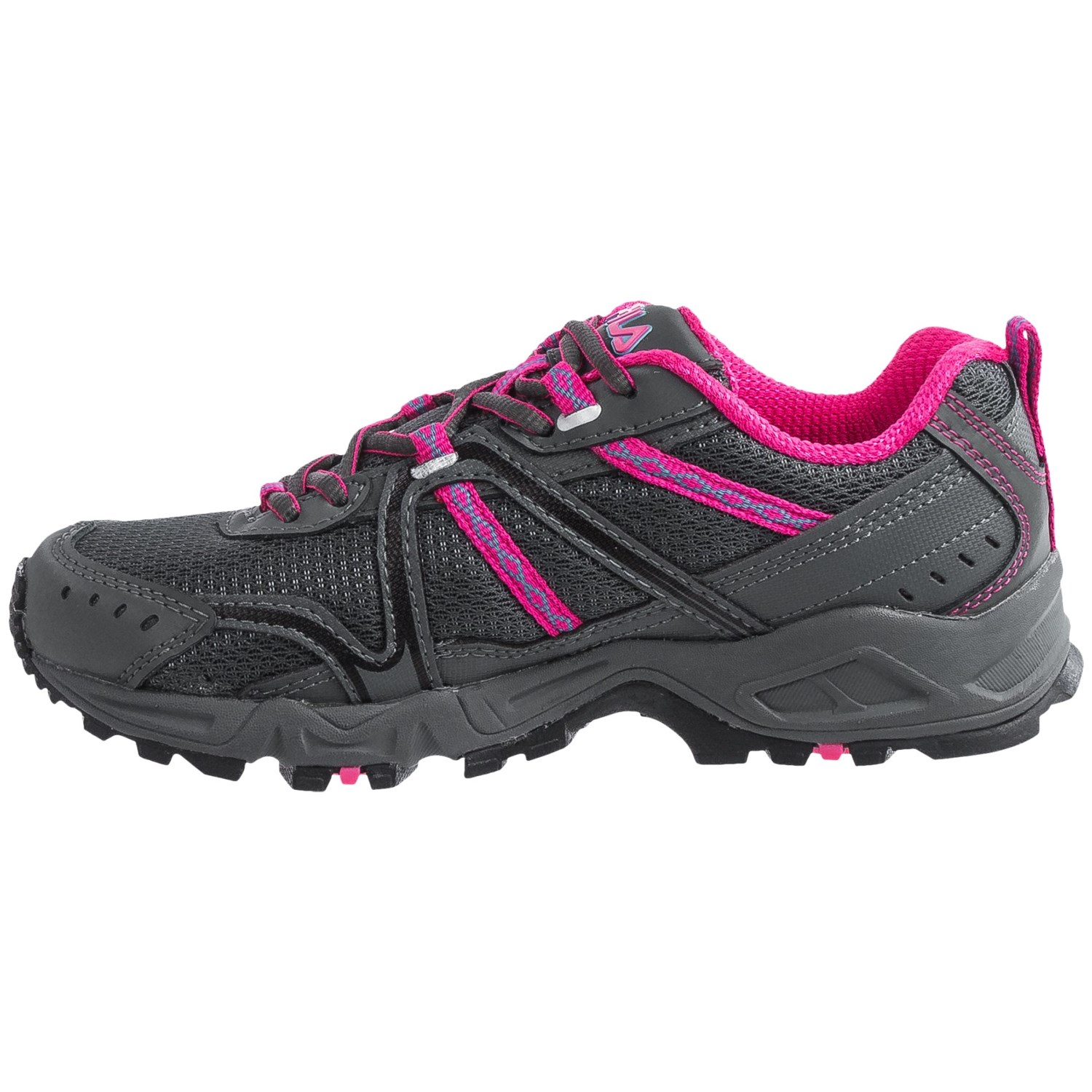 fila ascent 12 trail running shoes for women save 60