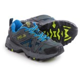 Fila Ascente 15 Trail Running Shoes (For Little and Big Boys)