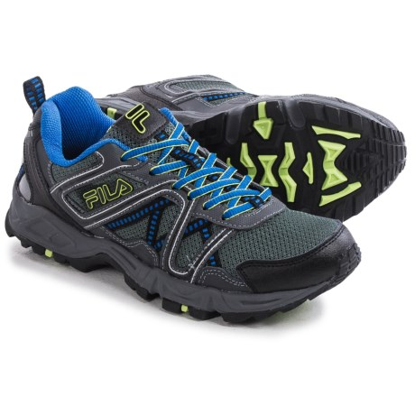 Fila Ascente 15 Trail Running Shoes For Men