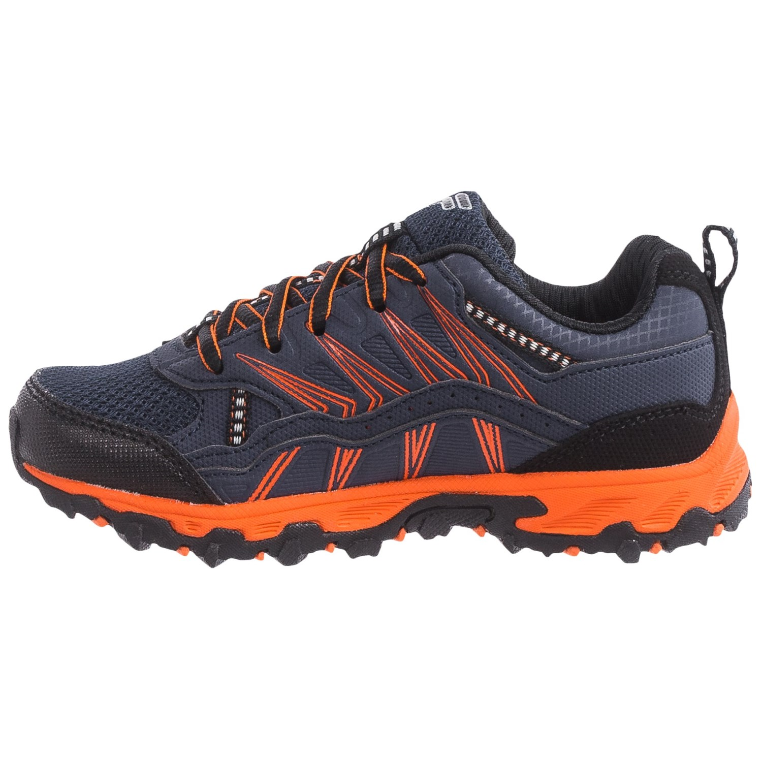 Fila At Peake 16 Hiking Shoes For Little And Big Boys