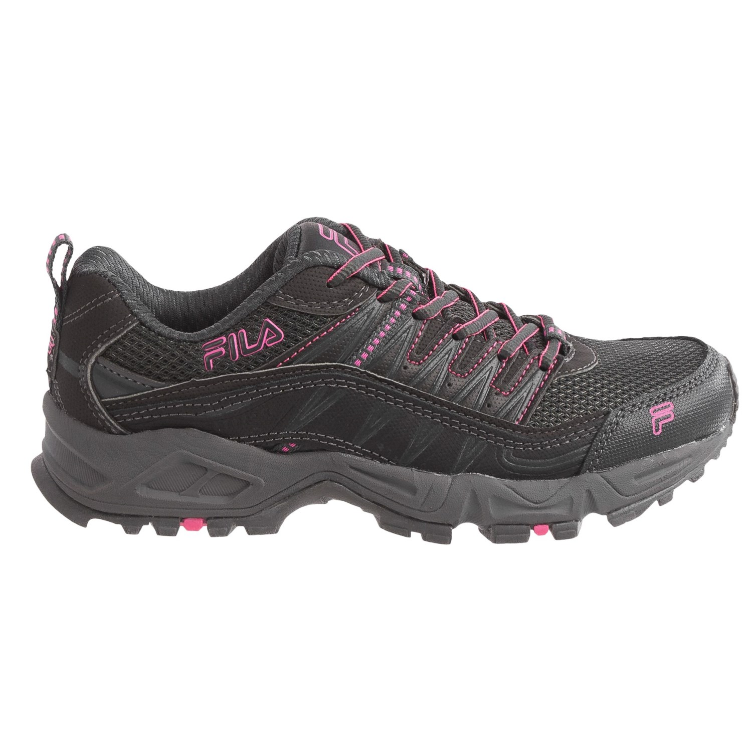 fila at peake trail running shoes for women save 57