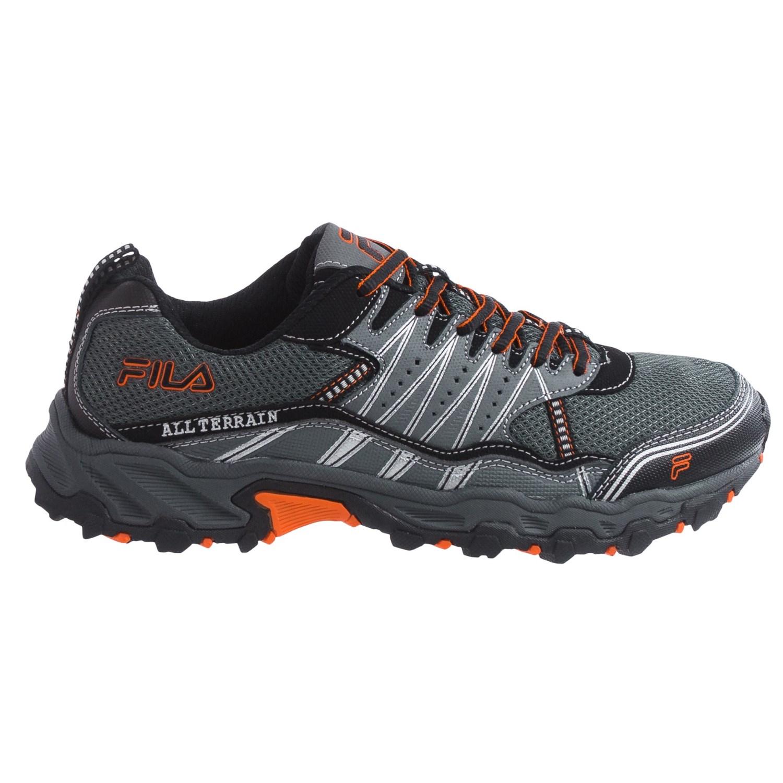 Fila Running Shoes Orange