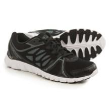 Fila CoolMax® Memory Sendoff Cross-Training Shoes (For Men) in Black/Black/Metallic Silver - Closeouts
