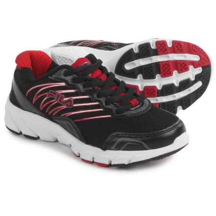 Fila Countdown Sneakers (For Little and Big Kids) in Black/Fila Red/Dark Silver - Closeouts