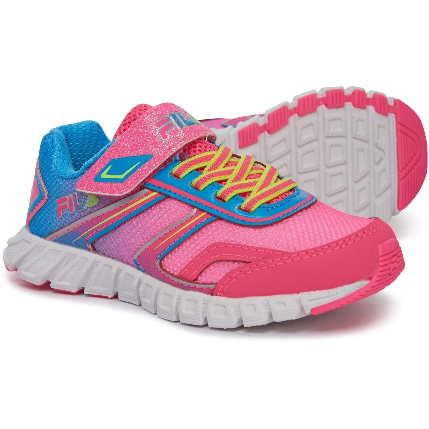 Fila Crater 19 Running Shoes (For Girls) Save 33%
